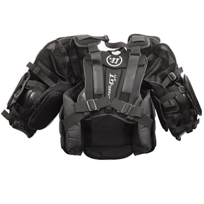 Back - Straight On (Warrior Ritual GT Goalie Chest And Arm Protector - Intermediate)