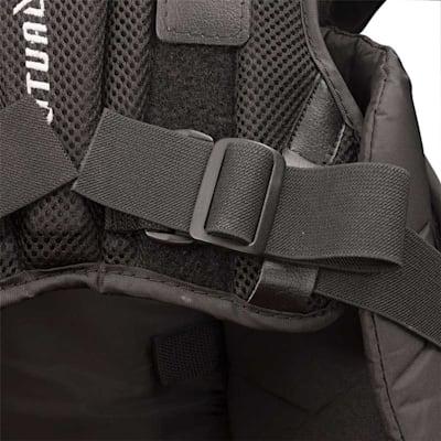 Buckle Closeup (Warrior Ritual GT Goalie Chest And Arm Protector - Intermediate)