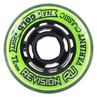 (Bauer Rv Variant Classic Green Wheel)