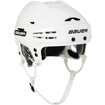 White (Bauer 5100 Hockey Helmet)