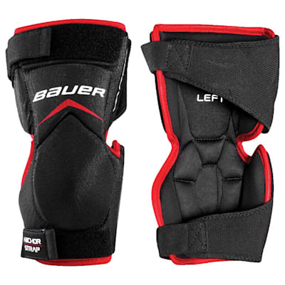 Vapor X900 Knee Guard (Bauer Vapor X900 Goalie Knee Guards - Junior)