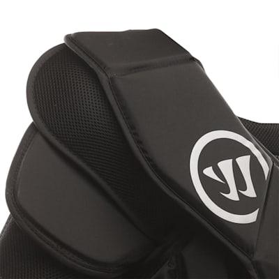 Collar Bone Closeup (Warrior Ritual GT PRO Goalie Chest And Arm Protector - Senior)
