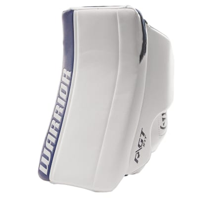 Straight On (Warrior Ritual GT Classic Goalie Blocker - Intermediate)