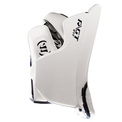 Inside (Warrior Ritual GT Classic Goalie Blocker - Intermediate)