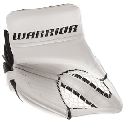 Straight On (Warrior Ritual GT Pro Classic Goalie Catch Glove - Senior)