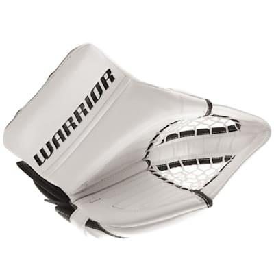 White/White (Warrior Ritual GT Pro Classic Goalie Catch Glove - Senior)