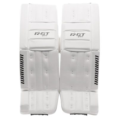 Straight On (Warrior Ritual GT Classic Goalie Leg Pads - Intermediate)