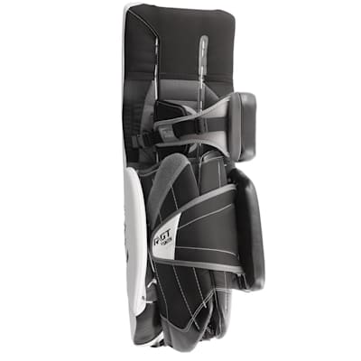 Strapped - Leg Channel (Warrior Ritual GT Classic Goalie Leg Pads - Intermediate)