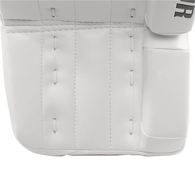 Toe Shot (Warrior Ritual GT Classic Goalie Leg Pads - Intermediate)