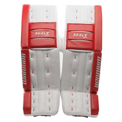 Straight On (Warrior Ritual GT Classic Goalie Leg Pads - Senior)