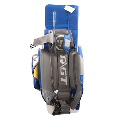 Unstrapped - Full Leg Channel (Warrior Ritual GT Classic Goalie Leg Pads - Senior)