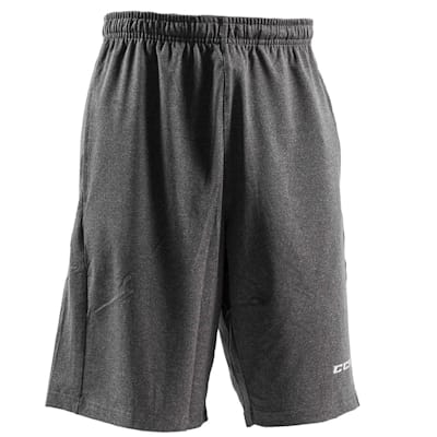 Dark Heather Grey (CCM Training Short - Adult)