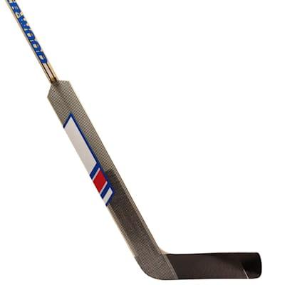 New York Rangers (Sher-Wood GS350 Pro Foam Core Goalie Stick - Senior)