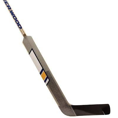 St. Louis Blues (Sher-Wood GS350 Pro Foam Core Goalie Stick - Senior)