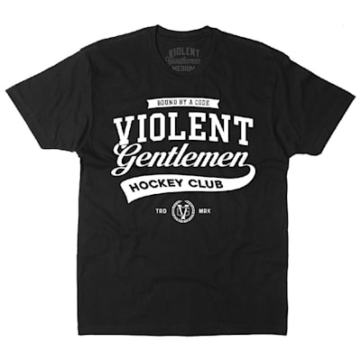 Bound by a Code Tee (Violent Gentlemen Bound by a Code Tee - Senior)