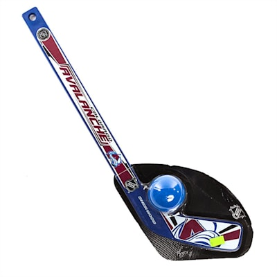 Colorado Avalanche (Sher-Wood Hat Trick Mini Stick with Ball)