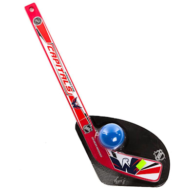 Washington Capitals (Sher-Wood Hat Trick Mini Stick with Ball)