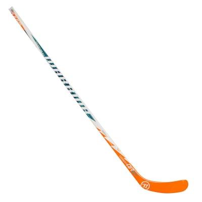 Full view (Warrior QRL4 SE Grip Composite Hockey Stick - Junior)