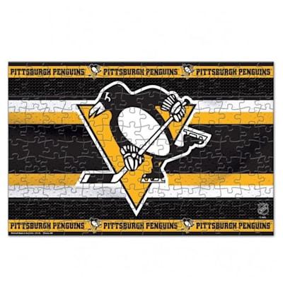 150 Pc Puzzle - Penguins (Wincraft Wincraft NHL 150 Piece Puzzle - Pittsburgh Penguins)