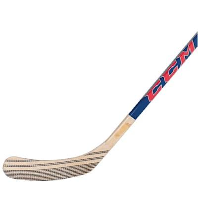 252 ABS Wood Stick (CCM 252 Wood Stick - Junior)