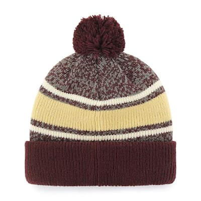 Back (47 Brand Boston College Fairfax Knit Hat - Adult)
