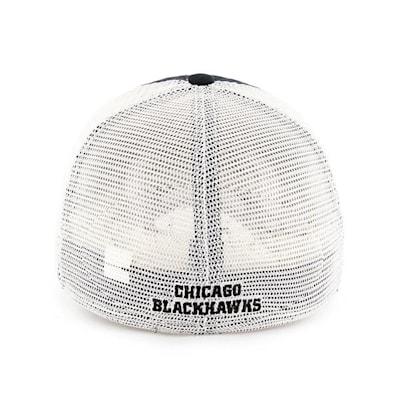Back (47 Brand Blackhawks Hill Closer Cap)