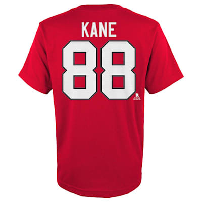 Kane (Adidas Blackhawks Kane Short Sleeve Tee - Youth)