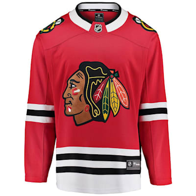 new style 07e5f b22d4 Fanatics Chicago Blackhawks Replica Jersey - Adult | Pure ...