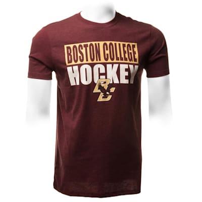 Boston College (47 Brand Boston College Short Sleeve Tee - Mens)