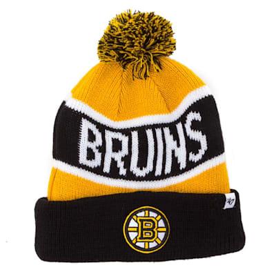 Boston Bruins (47 Brand Boston Bruins - Calgary Knit Hat)