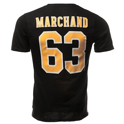 (Adidas Boston Bruins Marchand Tee - Youth)