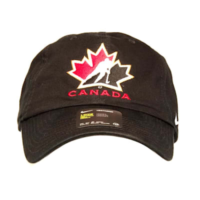 3e125a20fcc Front (Nike Canada Hockey Adjustable Rink Cap - Adult)