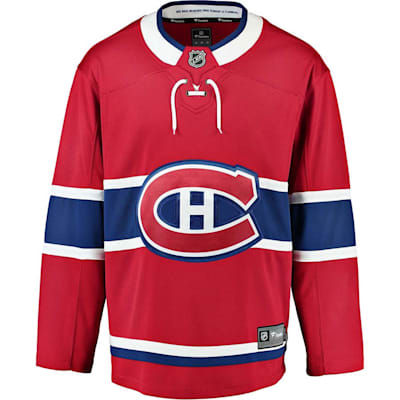 Home Front (Fanatics Montreal Canadiens Replica Jersey - Adult)