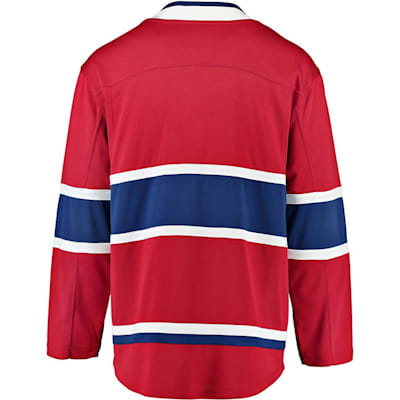 Home Back (Fanatics Montreal Canadiens Replica Jersey - Adult)