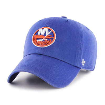 (47 Brand Primary Clean Up Cap New York Islanders)
