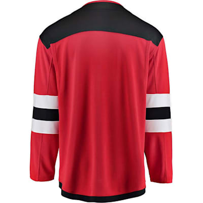 Home Back (Fanatics New Jersey Devils Replica Jersey - Adult)