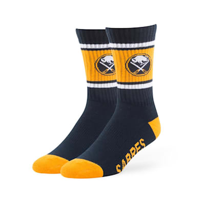 Buffalo Sabres (47 Brand NHL Team Duster Crew Socks)