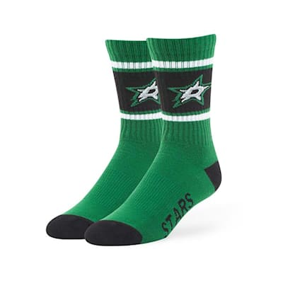 Dallas Stars (47 Brand NHL Team Duster Crew Socks)
