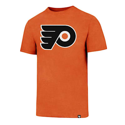 Front (47 Brand Philadelphia Flyers Club Tee - Mens)