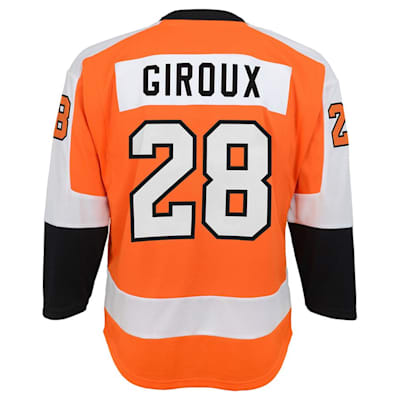 Back (Adidas Philadelphia Flyers Giroux Jersey - Youth)