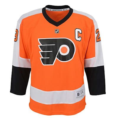 Front (Adidas Philadelphia Flyers Giroux Jersey - Youth)