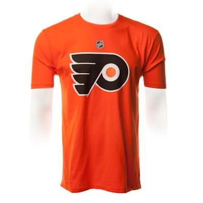 Flyers Voracek SS Tee (Adidas Philadelphia Flyers Voracek Tee - Mens)