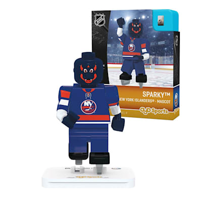 (OYO Sports Islanders Mascot Sparky)