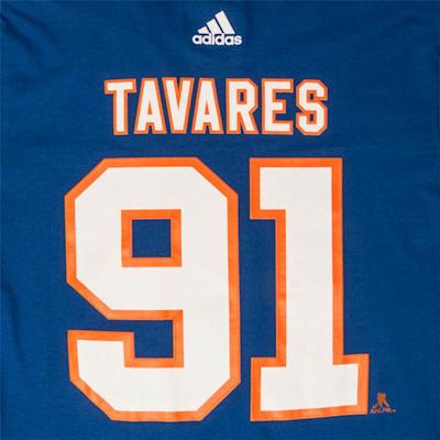 Islanders Tavares SS Tee (Adidas Islanders Tavares SS Tee - Mens)