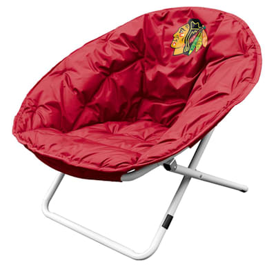 Chicago Blackhawks (Logo Brands NHL Sphere Chair)