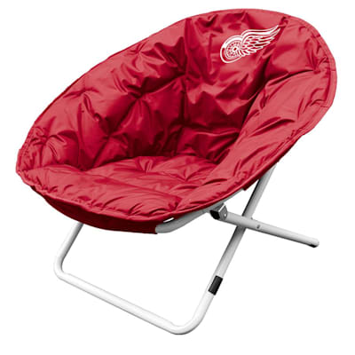 Detroit Red Wings (Logo Brands NHL Sphere Chair)