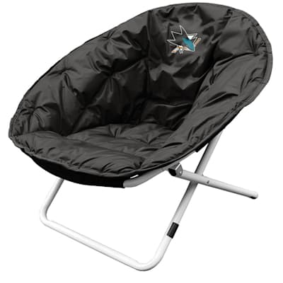 San Jose Sharks (Logo Brands NHL Sphere Chair)