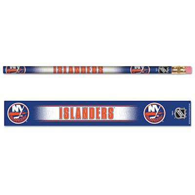 Pencils 6-Pack Islanders (Wincraft New York Islanders Pencils - 6 Pack)