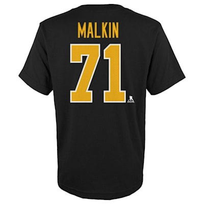 Malkin (Adidas Pittsburgh Penguins Malkin Tee - Youth)