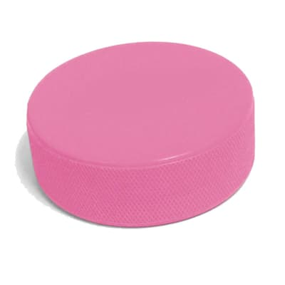 (Sher-Wood PiNK Game Puck)